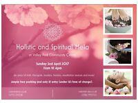 Holistic and Spiritual Spring Mela