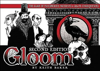 Atlas Games: Gloom (2nd Edition) Card Game