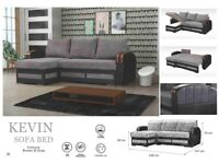 🍁🍁CLEARANCE STOCK MUST GO🍁🍁BRAND NEW KEVIN SOFA BED🍁🍁AVAILABLE NOW🍁🍁
