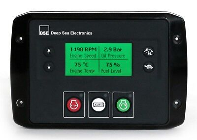 Dse Deep Sea Electronics Dsee400 Generator Engine Only Control Module E400-02