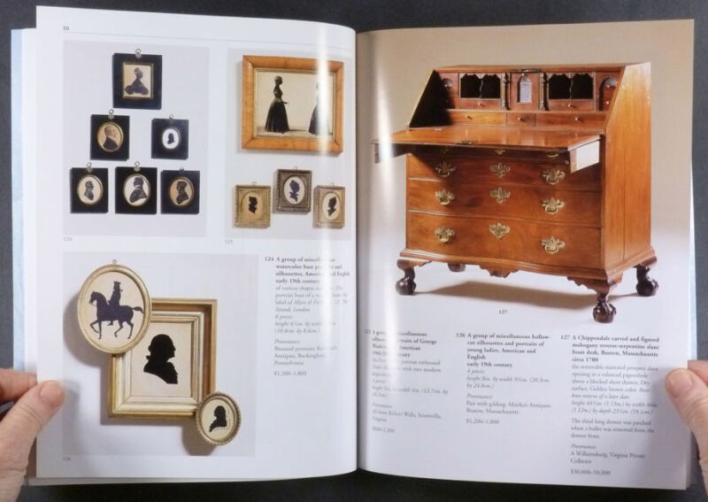 Antique American Furniture, Folk Art -Crawford Collection Catalog Sotheby