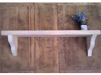 NATURAL Rustic Wooden Shelves Top Quality Timber Storage(200mm-1500-availible)