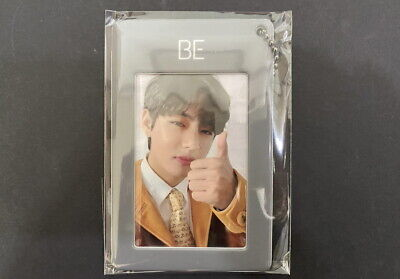 BTS-BE ESSENTIAL EDITION WEVERSE SHOP SPECIAL GIFT PHOTO CARD TAEHYUNG