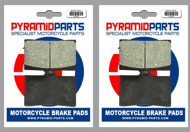 Ducati M 900 Street Monster 94-99 Front Brake Pads (2 Pairs)