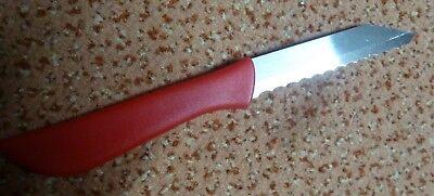 Schälmesser - Gemüsemesser - 8,5 cm gezahnt Gemüsemesser