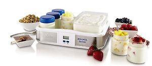 Oster Mykonos Greek Digital Homemade Yogurt Maker, 2-Quart | CKSTYM1012