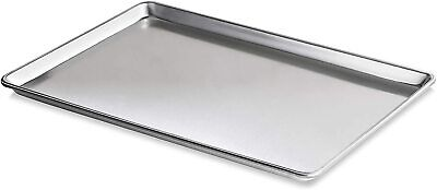 Commercial Grade 18 X 26 Full Size Aluminum 18 Ga. Sheet Pan Baking Cookie New