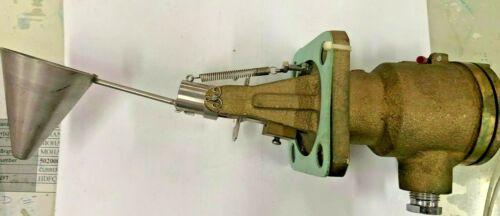 Korea Instrument & Precision Co. Model KM-12PC PCO Non-Flow Level Switch
