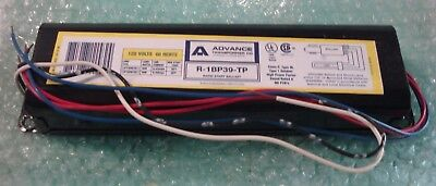Used Advance Ballast R-1bp39-tp