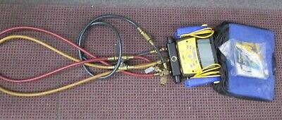 Fieldpiece Digital Ac Charging Manifold Sman3 Nice