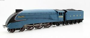 HORNBY RAILROAD OO R3395TTS LNER BLUE 'MALLARD' CLASS A4 4468 TTS SOUND *NEW*