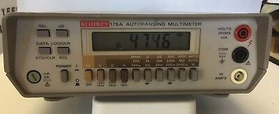 Keithley 175a Digital Multimeter Great Working Condition-30 Days Money Back