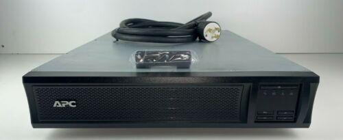 APC SMT3000RM2U Smart-UPS 2880VA 2700W 120VAC 2U LCD Display w/New Batteries