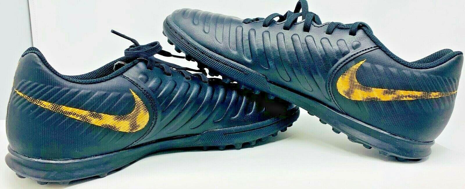 Nike Tiempo Legend X7 Academy TF Men's Sz 9 Turf Soccer Shoe