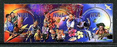 Niue 741 MNH, Millenium issue 1999  x20498