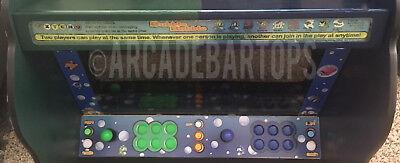 Diy Bubble Machine (Bubble Bobble Arcade Bartop Machine Rasberry PI/Retro pi set up DIY BUILD)