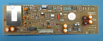 Tektronix 1502c1502b Sr Driver Sampler Board Pn 670-9291-00 Tested
