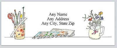 Personalized Return Address Labels Teachers Desk Buy 3 Get 1 Free Jx 2