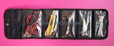 Accessory Set Storage Case Tool Bag Empty Case Use For Fluke Test Lead And Probe