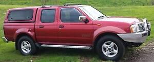 2004 Nissan Navara Ute Highton Geelong City Preview