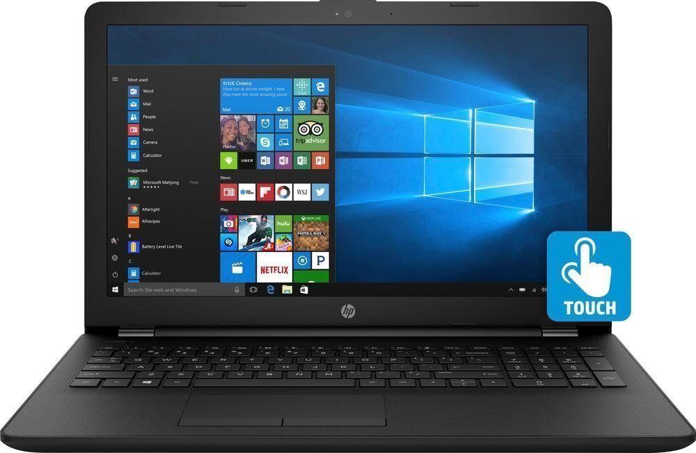 "HP Laptop Touchscreen 15.6"" Windows 10 4GB 500GB DVD+RW Webcam {FULLY LOADED}"