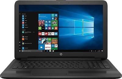 New HP 15.6'' Touch-Screen Laptop i5-7200U 8GB RAM 1TB HDD Graphics 620 DVD W10