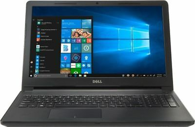 New Dell i3567-5949BLK-PUS 15.6'' HD Touchscreen Laptop i5-7200U 8GB 256GB SSD