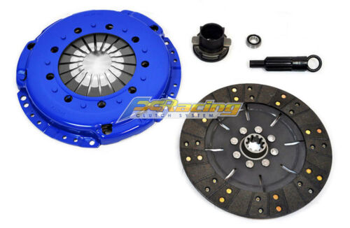 FX STAGE 2 CLUTCH KIT FOR 98-02 Z3 M COUPE ROADSTER 96-99 BMW M3 3.2L E36 S52