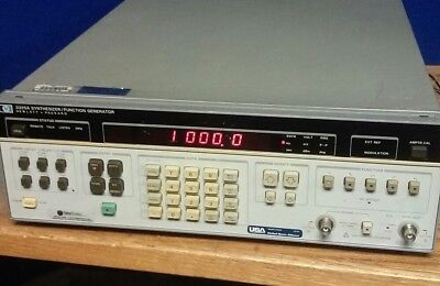 Hp Synthesizerfunction Generator 3325a
