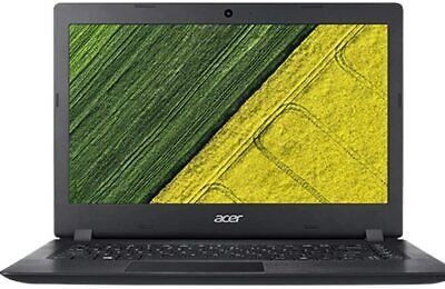 "Acer Aspire 3 A315 15.6"", 2.60GHz, 12GB, 1TB HDD Laptop - Black Refurbished"