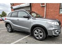 2016 SUZUKI VITARA Sz-T - TOP OF THE RANGE - LOW LOW MILES