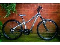 """Specialized hotrock 24 bike,24""""wheels,front suspension,18 speed"""