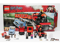 Lego Harry Potter 4841 Hogwarts Express 3rd edition. Comes with all the figures