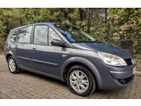 Renault Grand Scenic 1.5 dCi Expression 5dr one owner from new - fresh mot QUICK SALE