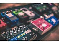 Guitar effects pedals wanted