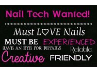 NAIL TECHNICIAN NEEDED ASAP