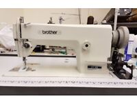 Brother B755-MK3 Industrial Lockstitch Sewing Machine in Excellent Condition