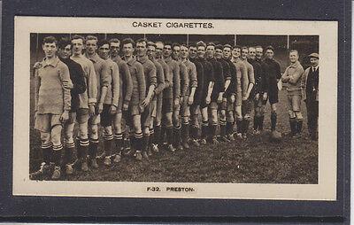 Pattreiouex - Famous Footballers 1922 - # 32 Preston