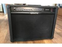 Amp CRATE Hardly been used (120W)