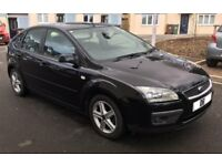 Ford Focus 1.6 Titanium (Leather Interior and many extras)