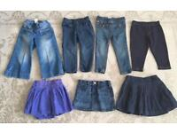 Girls Clothes Bundle Age 18-24 Months