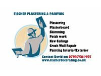 High Quality Affordable Plastering & Painting in North London - FISCHER DECORATING®