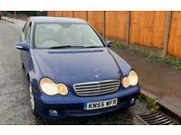 Mercedes-Benz, C CLASS, Saloon, 2005, Semi-Auto, 2148 (cc), 4 doors