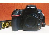 Nikon D810 body £1600