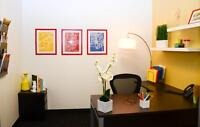 Fully Furnished Modern Office Space Available at Yonge and Bloor