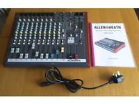 Allen & Heath Zed60 14fx mixer