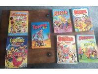Comics / Annuals - Offers Please