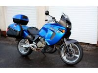 Honda Varadero 1000cc. X Reg 2000. Excellent Condition With Full Luguage. MOT