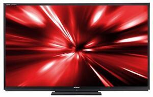 """SHARP AQUOS QUATTRON 70"""" LED 3D SMART TV (1080p, 240Hz) *NEW IN BOX*"""