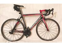 Pinarello FP duo Shimano 105 5800 11 speed carbon Fibre road bike.